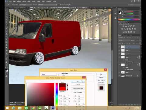 virtual tuning peugeot boxer 2 8 hdi youtube. Black Bedroom Furniture Sets. Home Design Ideas