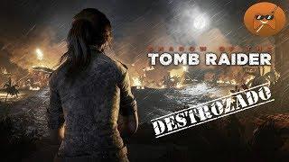 SHADOW OF THE TOMB RAIDER / DESTROZADO por las REBAJAS