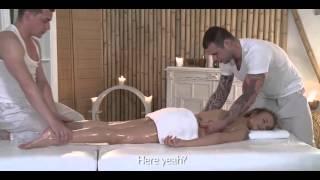 Beatifull Girl Oil Massage Rooms Happy Ending