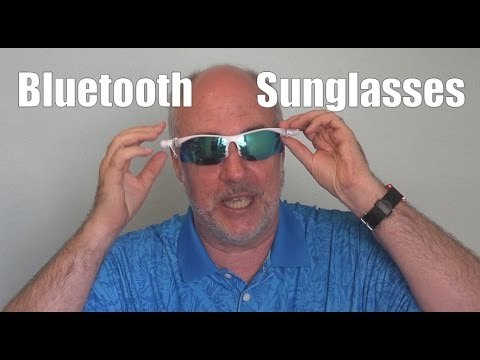 Bluetooth Sunglasses Review- WOSports | EpicReviewGuys in 4k  CC