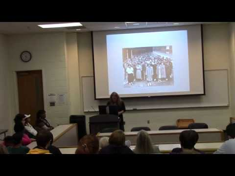 Dr.  Emmons Lecture for the Alexandrian Society at VCU Part 2
