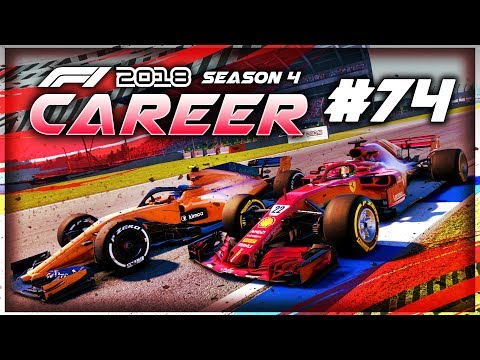 UNACCEPTABLE FIA! UNBELIEVABLE! BITTERSWEET RACE - F1 2018 Career Mode Part 74