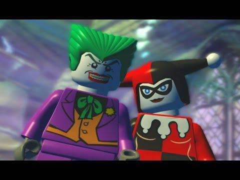LEGO Batman: The Video Game Walkthrough - Episode 3-5 The Joker