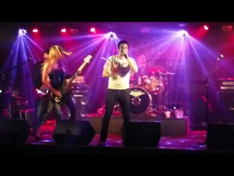 .22 CALIBRE All along the Watchtower cover - LIVE sample