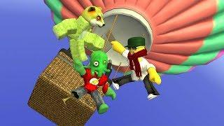 Roblox ragdolls (version mod de Garry) par Cpt.Ragdoll