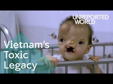 The Vietnam War's Agent Orange legacy | Unreported World