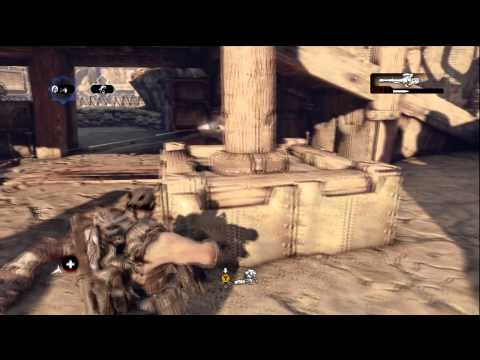 GOW3 Heavy weapon executions