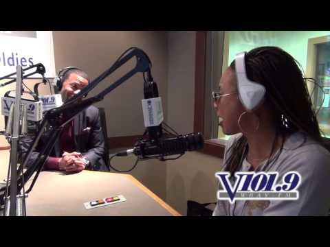 MC Lyte Talks Dating, A New Album, & More With Artie and Fly Ty