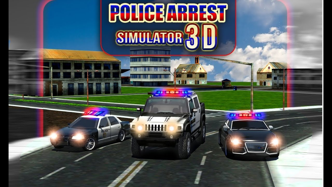 Police Arrest Simulator 3d Android Gameplay Hd Youtube