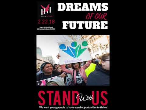#StandWithUs | Dreams of Our Future: Youth Justice Rally 2018