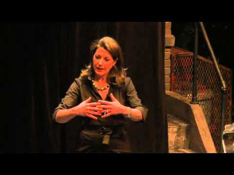 Susan Reilly Salgado, Ph.D. at TEDxBroadway
