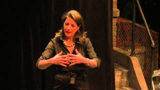 Hospitality on Broadway: Susan Reilly Salgado, Ph.D. at TEDxBroadway