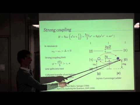 circuit QED & geometric phases