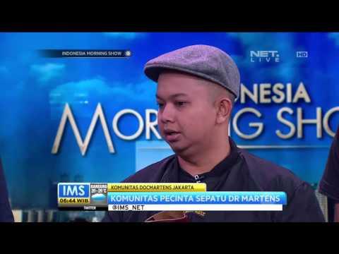 Komunitas Pecinta Sepatu Docmart Jakarta