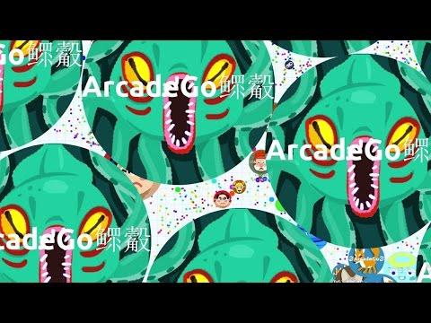 Agar.io New World Record Challenge with Best Agar.io Players in ArcadeGo Clan