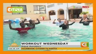 | WORKOUT WEDNESDAY | Aqua aerobics