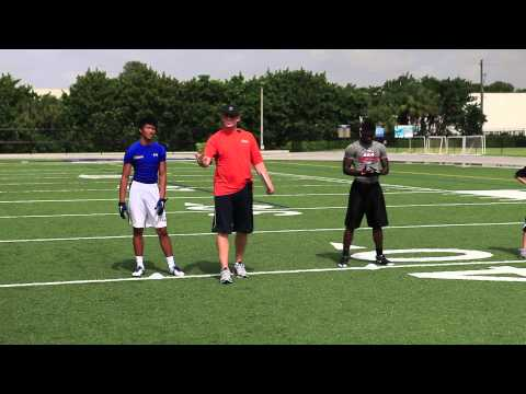 Chad Pennington-The Quarterback- Lower Body Fundamentals