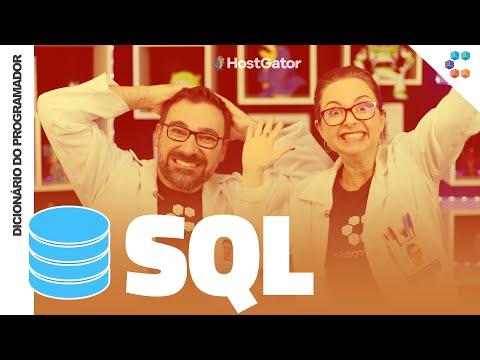 SQL // Dicionário do Programador