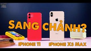 """iPhone 11 không """"sang chảnh""""? Thà mua iPhone Xs Max còn hơn???"""