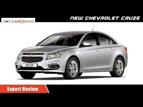 2016 Chevrolet Cruze AT | Expert Review | CarDekho com