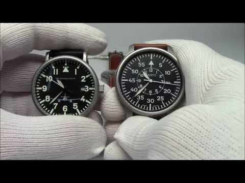 Pulsar Watches Pilot Watch