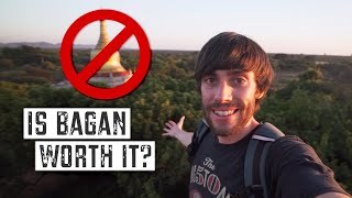 Bagan Temples Are CLOSED?! | Myanmar's Most Famous Sight Is Changing (HONEST REVIEW)