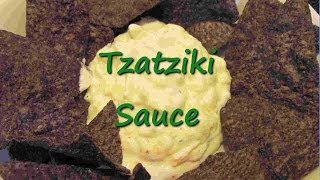 Tzatziki Greek Yogurt Cucumber Garlic Sauce Recipe