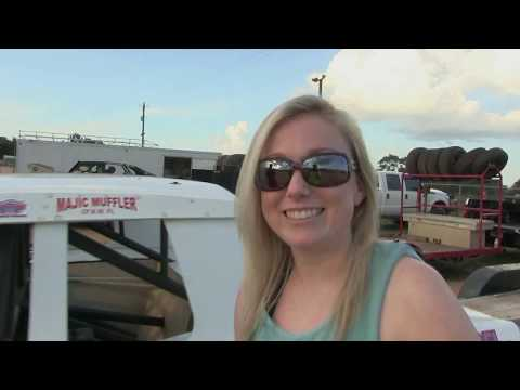 Jessica Donaldson Interview @ Southern Raceway 9-29-18