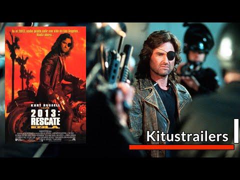 2013 Rescate en LA Trailer