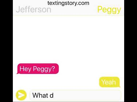 Peggy And Jefferson Or Lafayette And Peggy???|| 1
