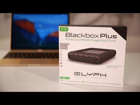 The Glyph Blackbox Plus is one excellent USB-C portable drive