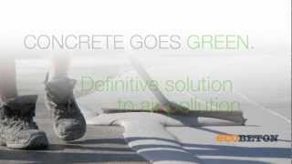 Ecobeton - Ercole Ecoactive, definitive solution for air pollution