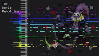 Deltarune The World Revolving Remix Jevil 39 s Theme.mp3