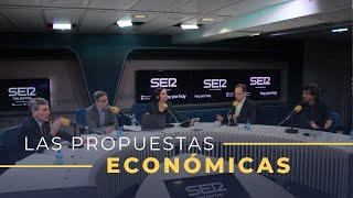Debate electoral en 'Hoy por Hoy' [05/04/2019]