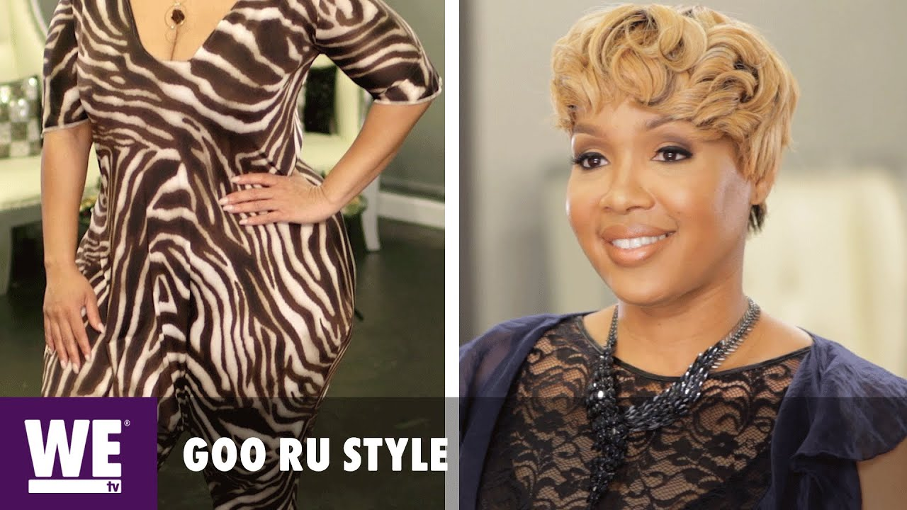goo ru style   fashion tips for weight loss & gain   we tv