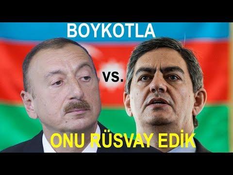Əli Kərimli: İlham Əliyevi  BOYKOTLA rüsvay etdik !