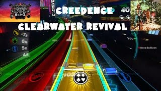 Creedence Clearwater Revival - Green River - @RockBand Blitz Playthrough (5 Gold Stars)