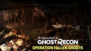 Ghost Recon Wildlands: Fallen Ghosts Live Stream: Operation Fallen Ghosts