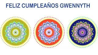 Gwennyth   Indian Designs - Happy Birthday