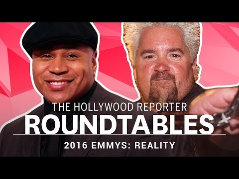 THR Full Reality Roundtable: LL Cool J, Guy Fieri, Jane Lynch, Mark Cuban, & More