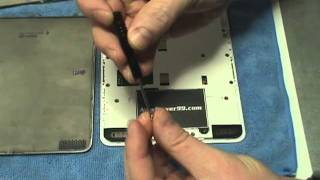 How to Replace Your Amazon Kindle II International Battery