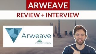 Arweave Review & Interview | A Dropbox Competitor?