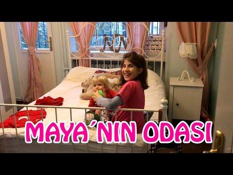 Ev Turumuz - Bölüm 2 | Maya'nın Odası | Bizim Aile Eğlenceli Çocuk Videoları