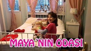 Maya and Noa's Room | Our Family