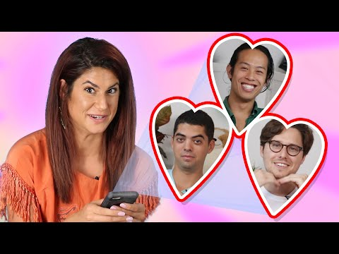 I Dated A Stranger Through A Group-Text