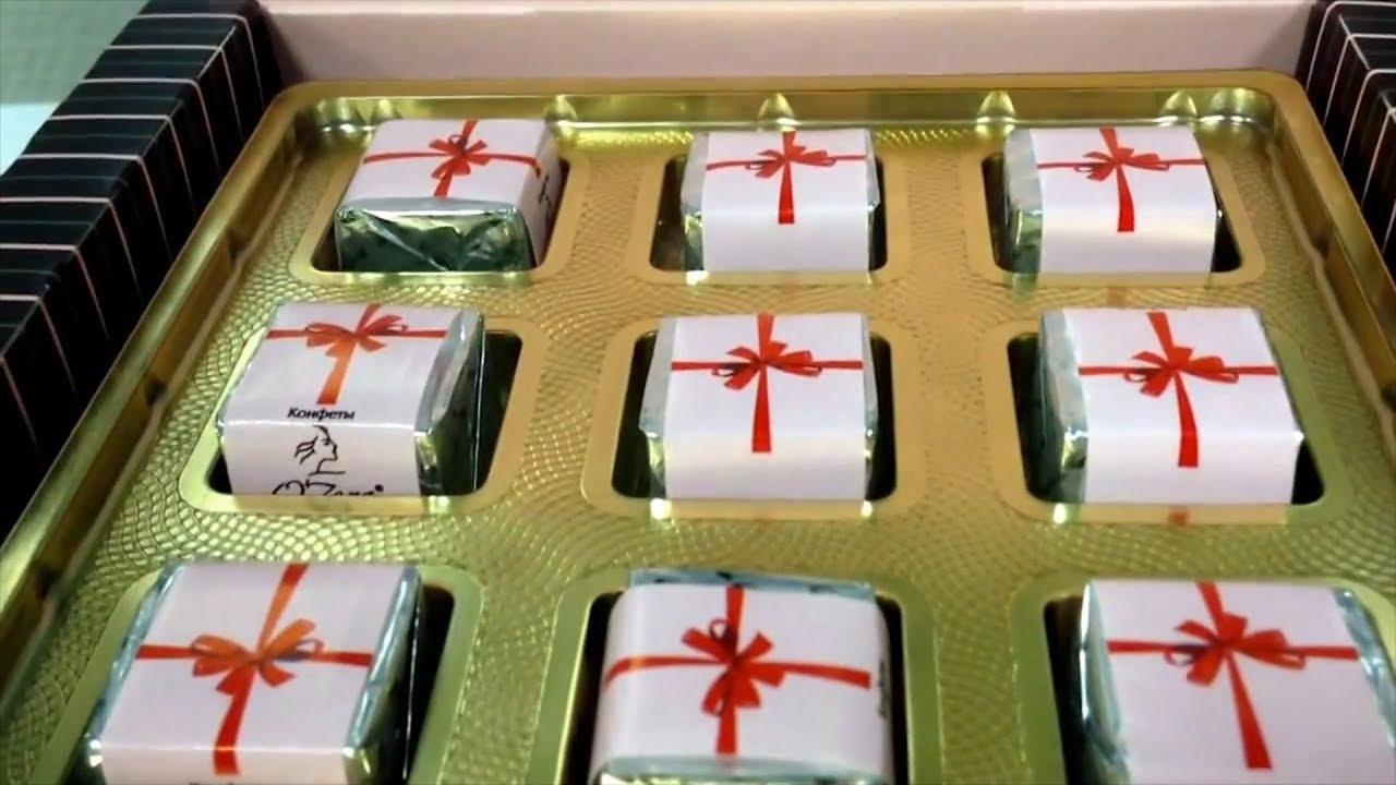 Купить букет из конфет