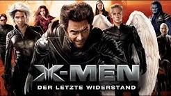 X-Men 3: Der letzte Widerstand - Trailer Deutsch 1080p HD