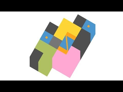 Shapist iPad Puzzle — Gameplay Trailer