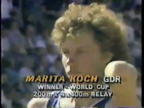 1985 IAAF World Cup Women