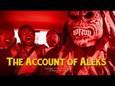 THE ACCOUNT OF ALEKS